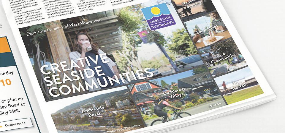 ADBIA North Shore Newspaper Ad