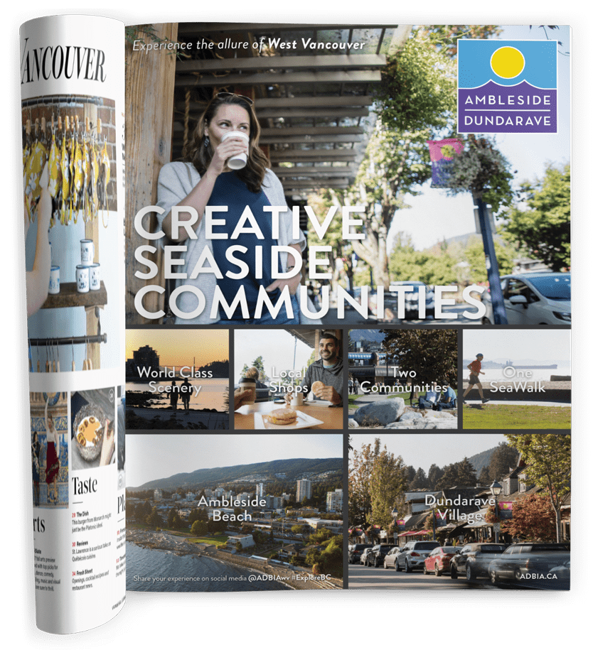 ADBIA Full Page magazine Ad