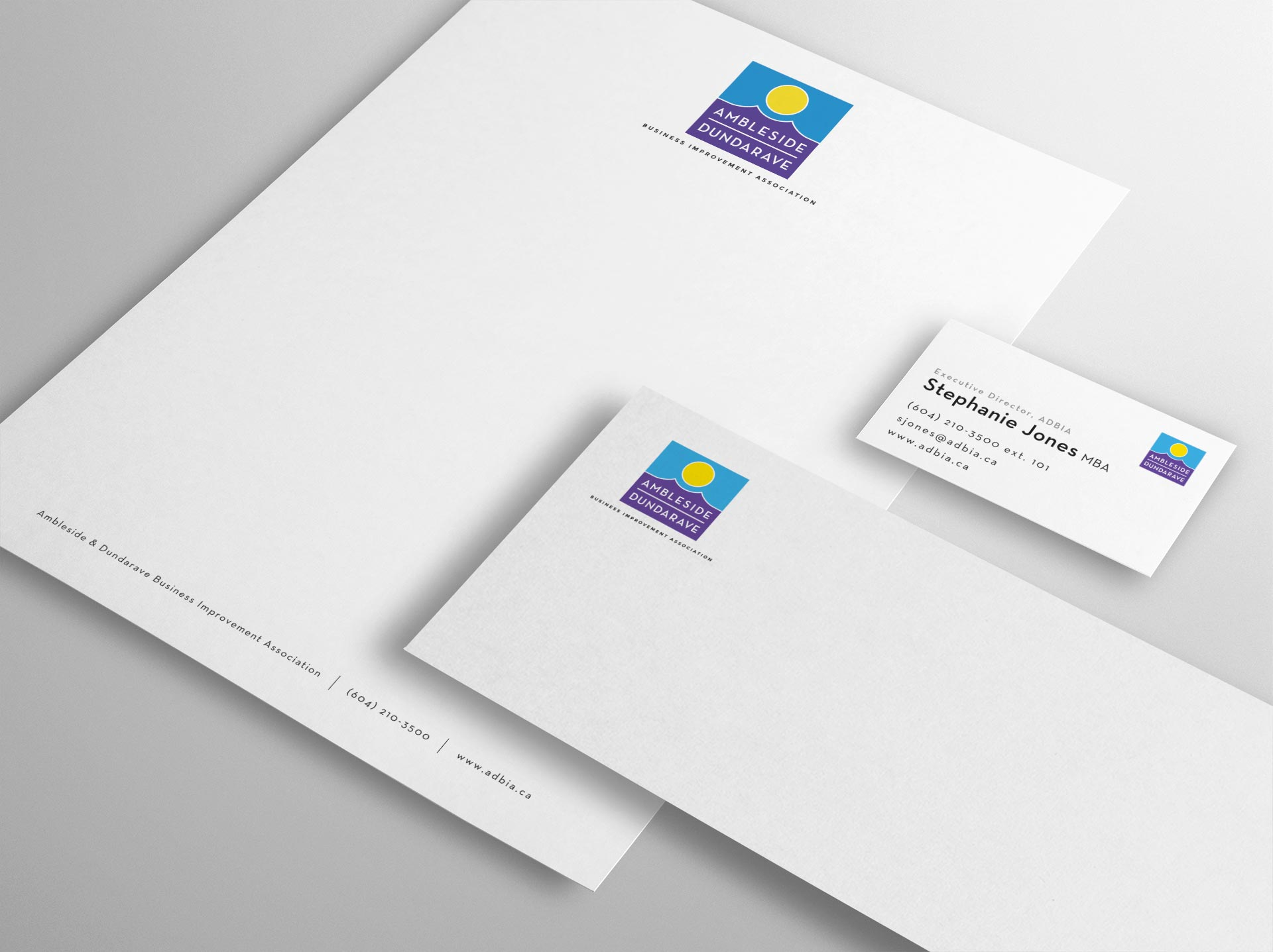 ADBIA Stationery Package