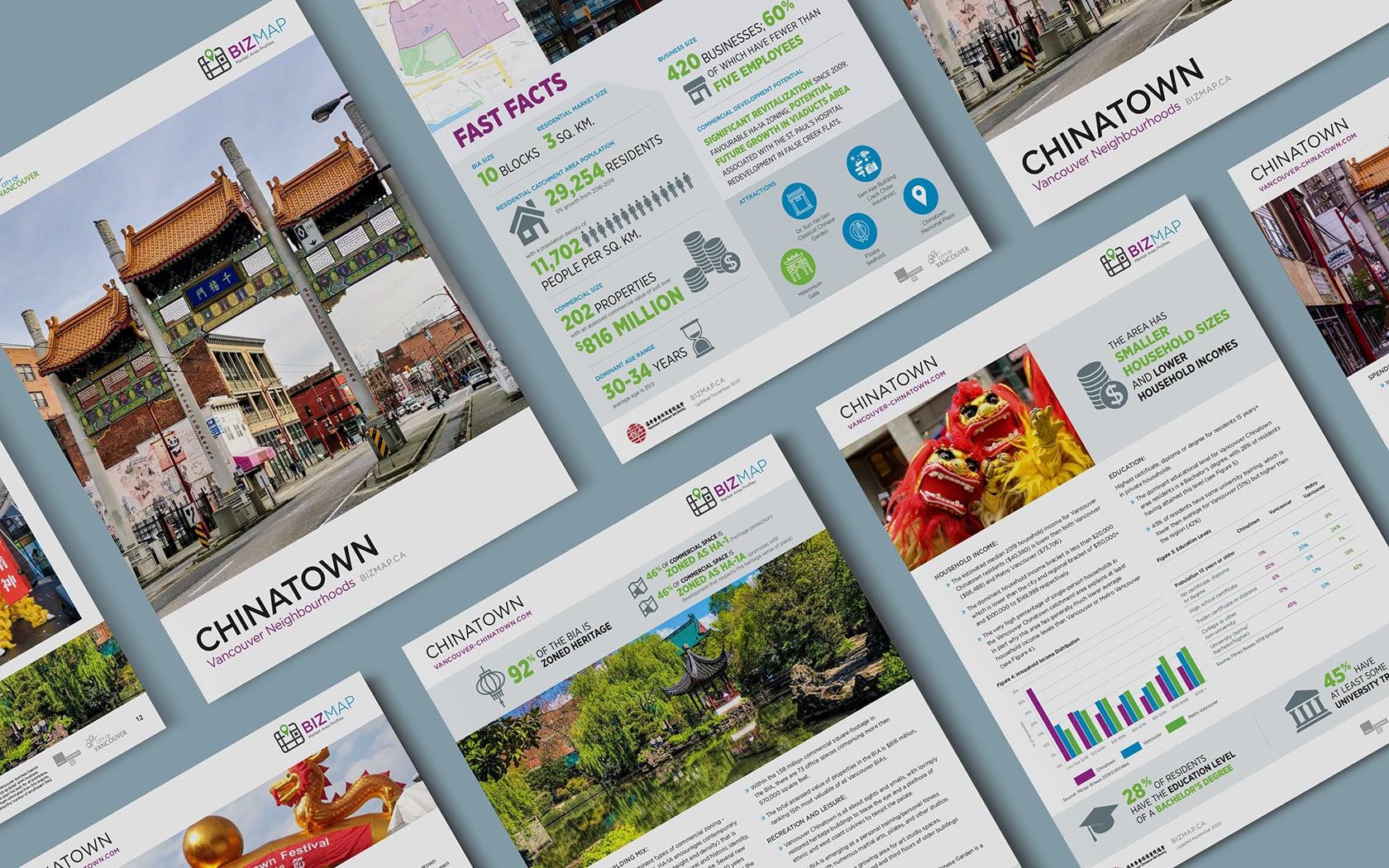 Small Business BC BizMap BIA Profiles Chinatown