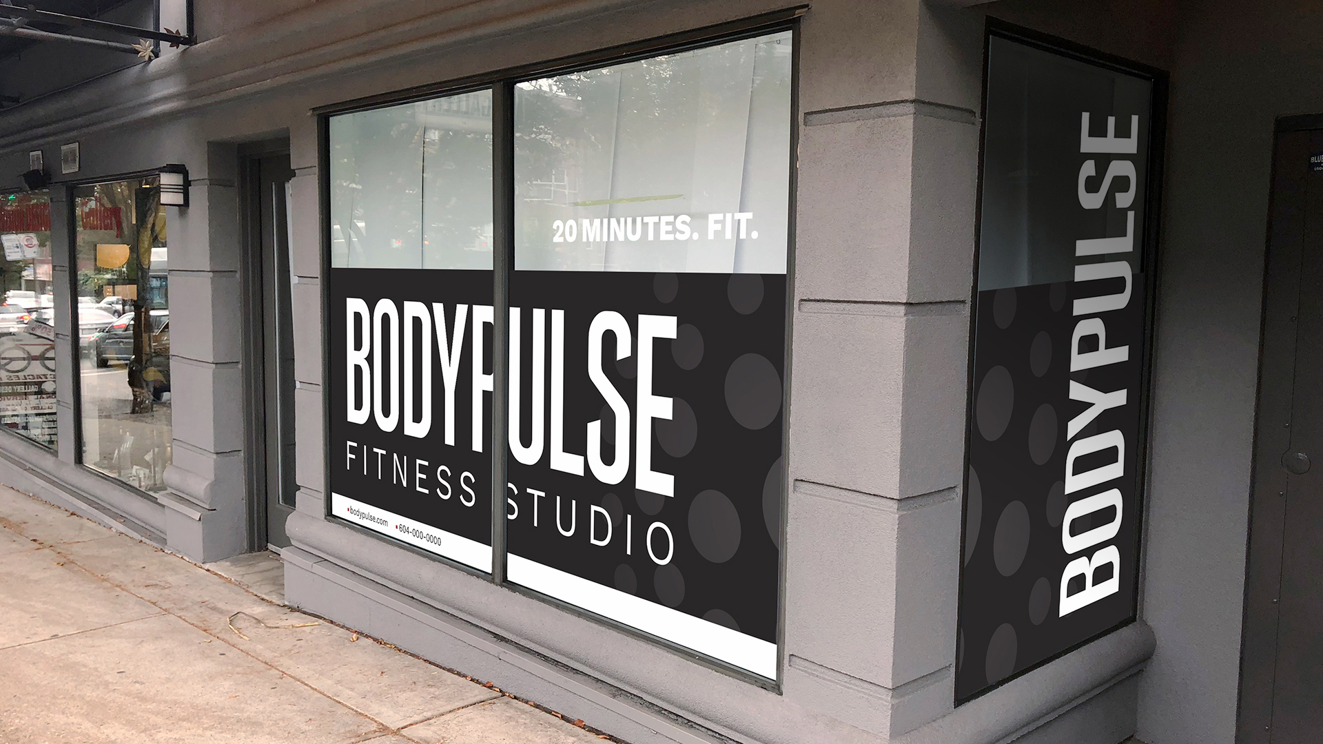 BodyPulse EMS Fitness Studio Storefront