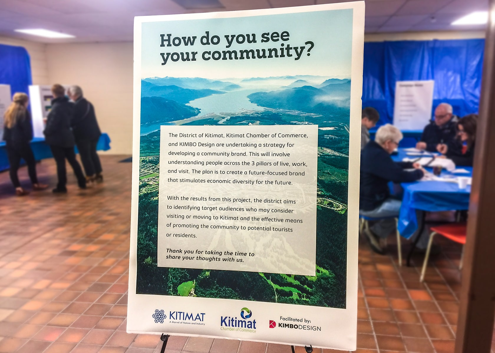 District of Kitimat - Open House photo
