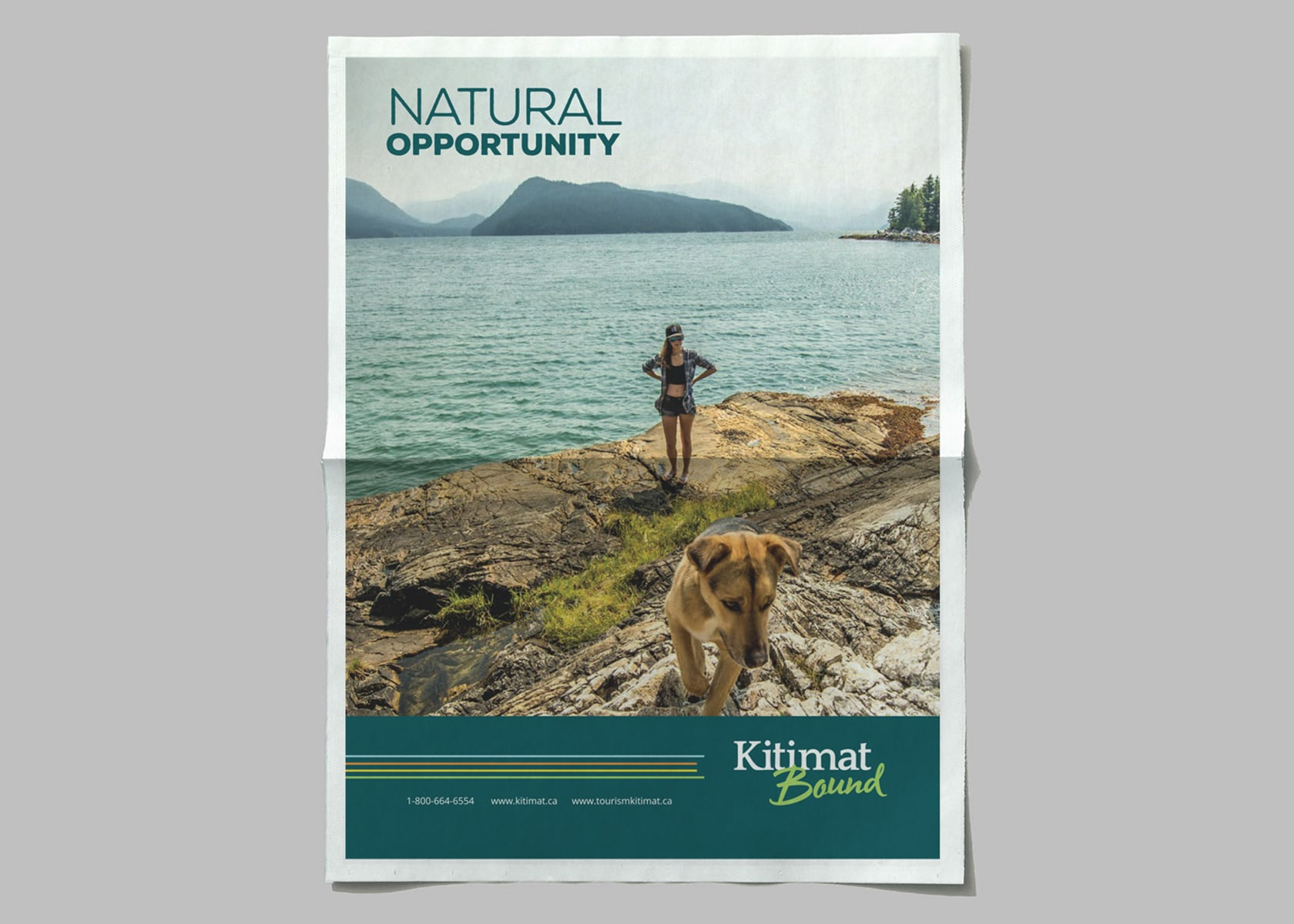 District of Kitimat - Kitimat Bound full size ad