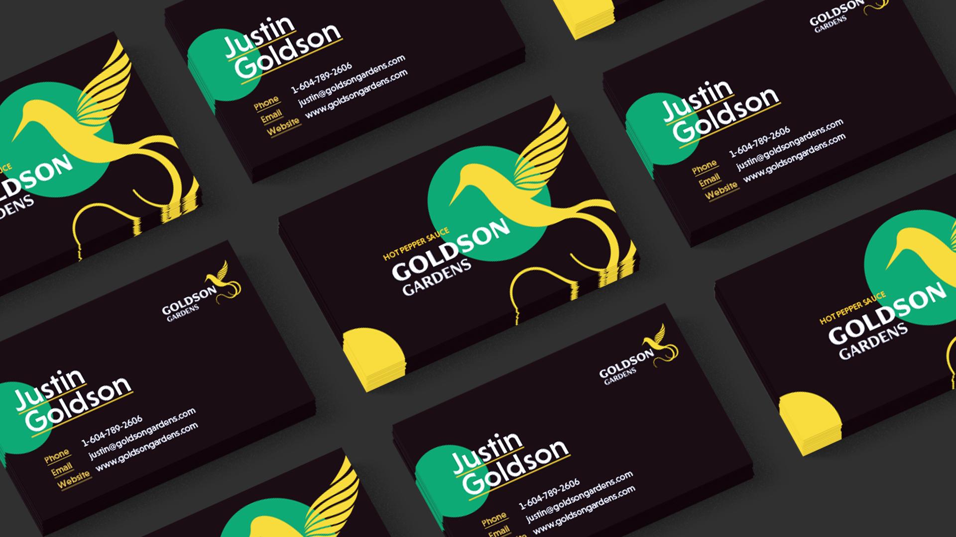 Goldson Gardens Branded Assets