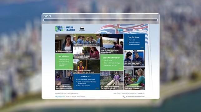 The BC Jobs Plan