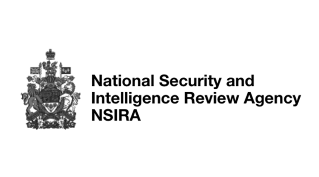 NSIRA National Security and Intelligence Review Agency
