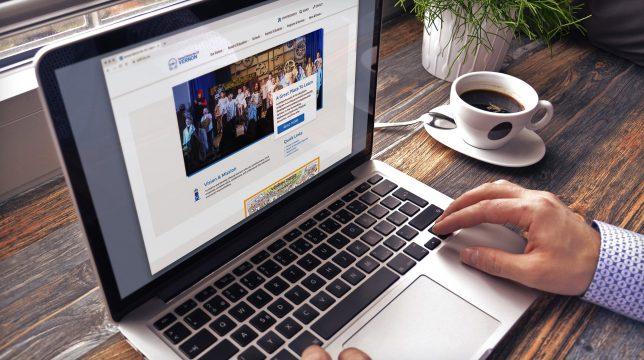 School District 22 Website